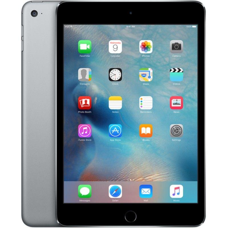 iPad mini 4 Wi-Fi 128 GB - Cinzento Sideral