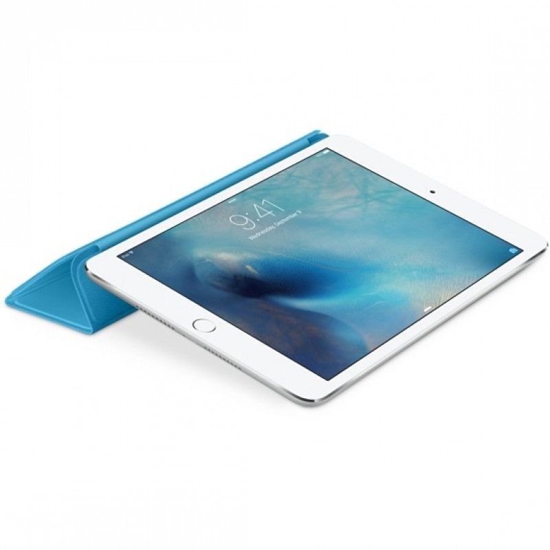 iPad mini 4 Smart Cover - Azul