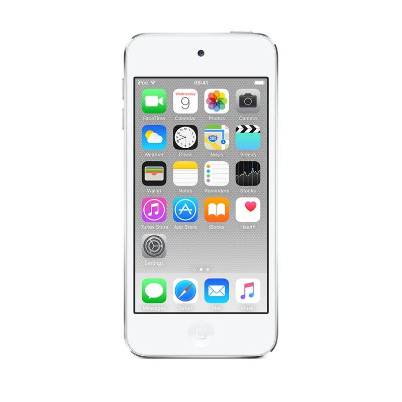 iPod touch 128GB - Silver
