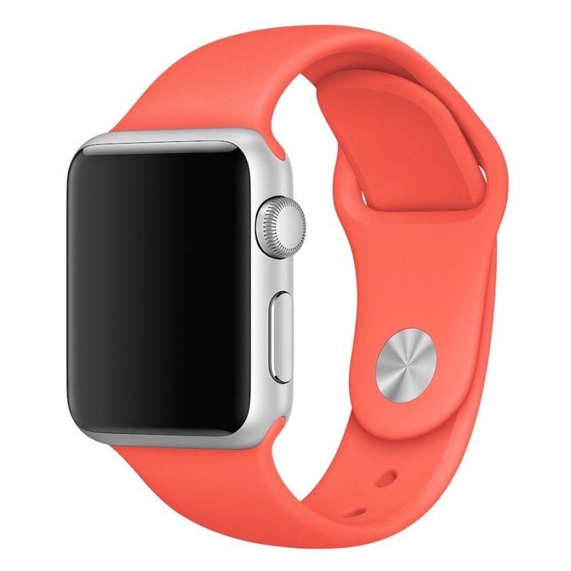 Bracelete desportiva para Apple Watch 38 a 41 mm - Damasco (Vitrine)