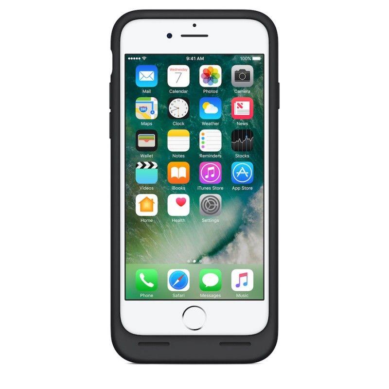 iPhone 8/7 Smart Battery Case - Preto