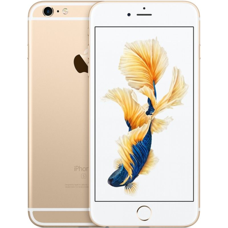 iPhone 6s Plus 32GB - Dourado
