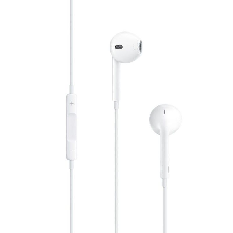 Auriculares EarPods Apple com comando, microfone e ficha 3,5