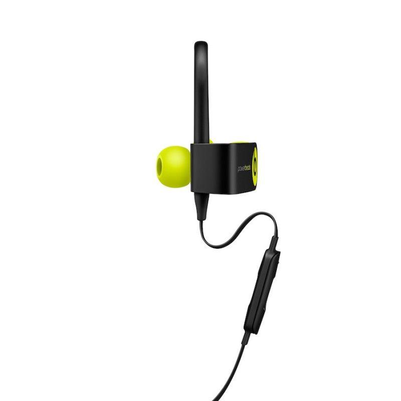Auriculares sem fio Powerbeats3 - Amarelo Choque