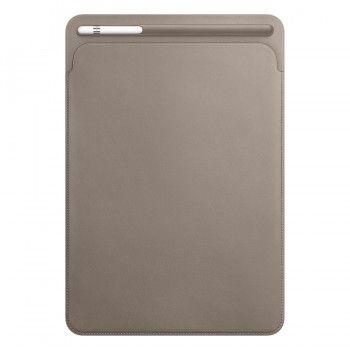 """Pasta em pele para iPad Pro de 10,5"""" - Castanho Toupeira"""