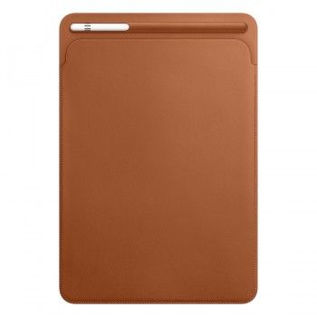"""Pasta em pele para iPad Pro de 10,5"""" - Castanho Sela"""