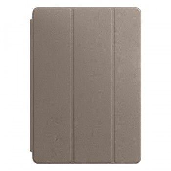 """Capa Smart Cover em pele para iPad Pro de 10,5""""- Castanho toupeira"""