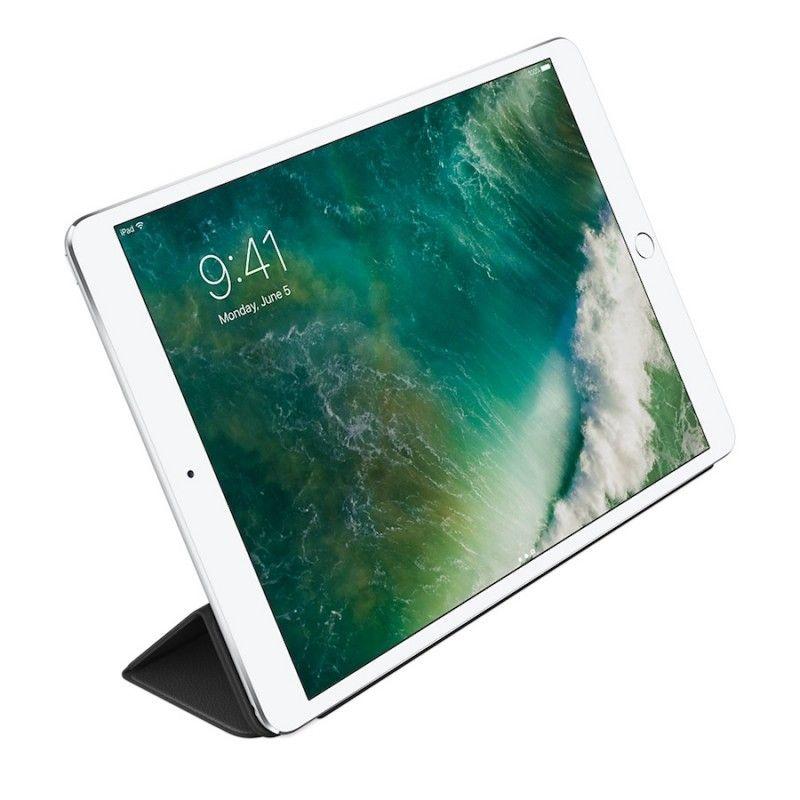 """Capa Smart Cover em pele para iPad Pro de 10,5""""- Preto"""