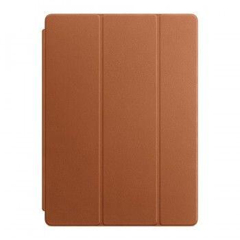 Capa Smart Cover em pele para iPad Pro de 12,9 polegadas - Castanho sela
