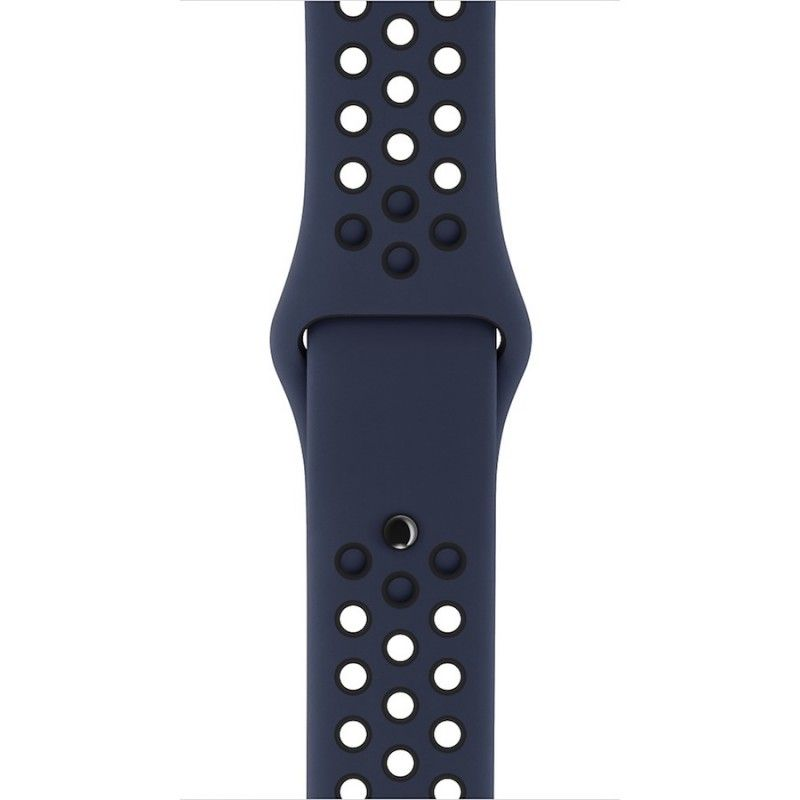 Bracelete desportiva Nike (38mm) - Obsidiana/preto