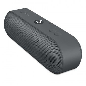 Coluna Beats Pill+ Neighborhood Collection - Cinzento-asfalto