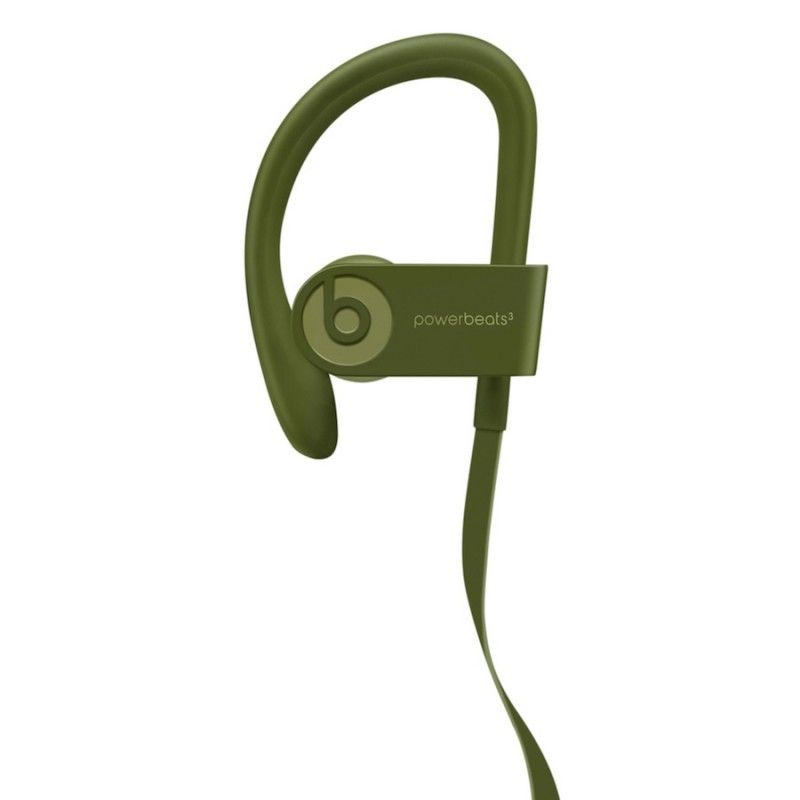 Auriculares Powerbeats3 Wireless - Neighborhood Collection verde-musgo