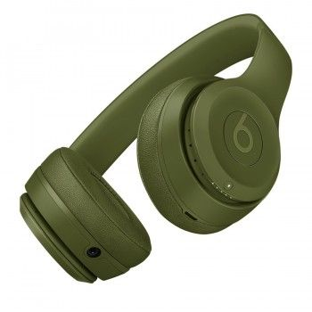 Auscultadores Beats Solo3 Wireless - Neighborhood Collection verde-musgo