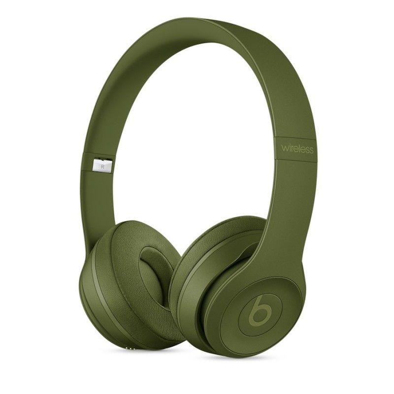 Auscultadores Beats Solo3 Wireless - Neighborhood Collection verde-musgo
