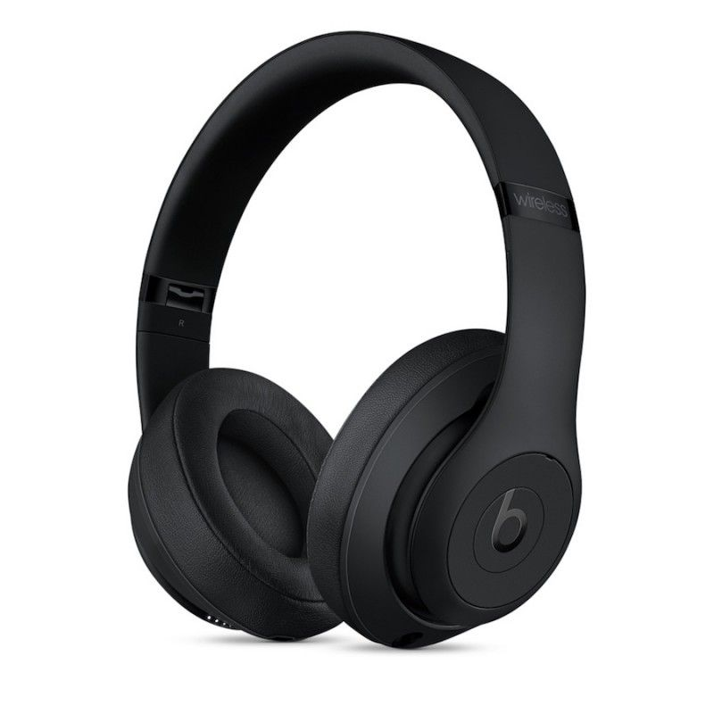 Auscultadores Beats Studio3 Wireless Over-Ear - Preto mate