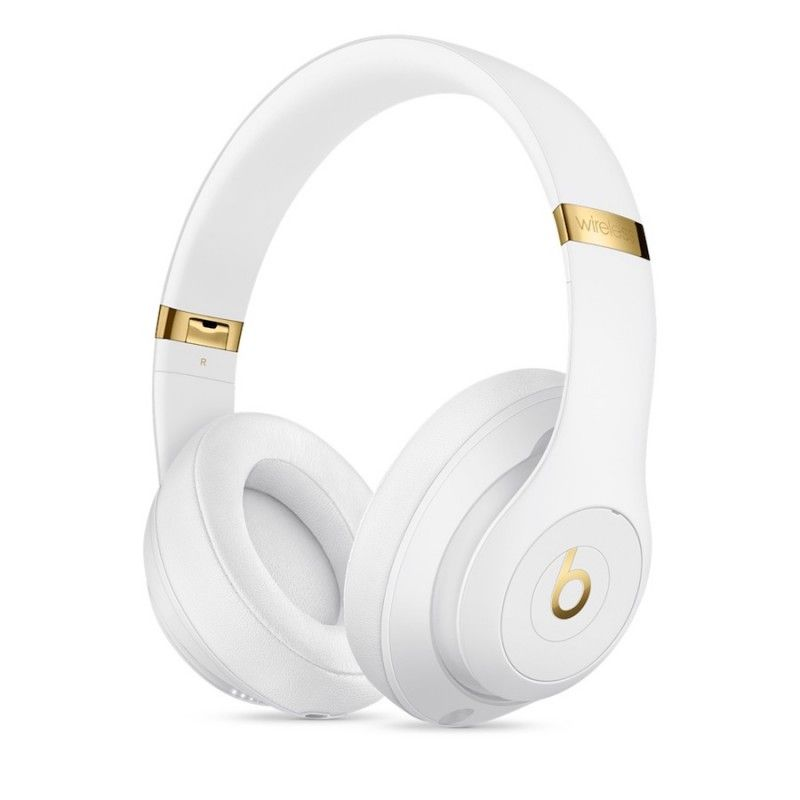 Auscultadores Beats Studio3 Wireless Over-Ear - Branco
