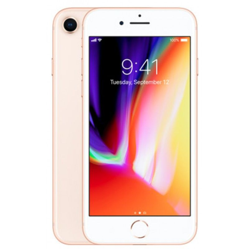 iPhone 8 256 GB - Dourado