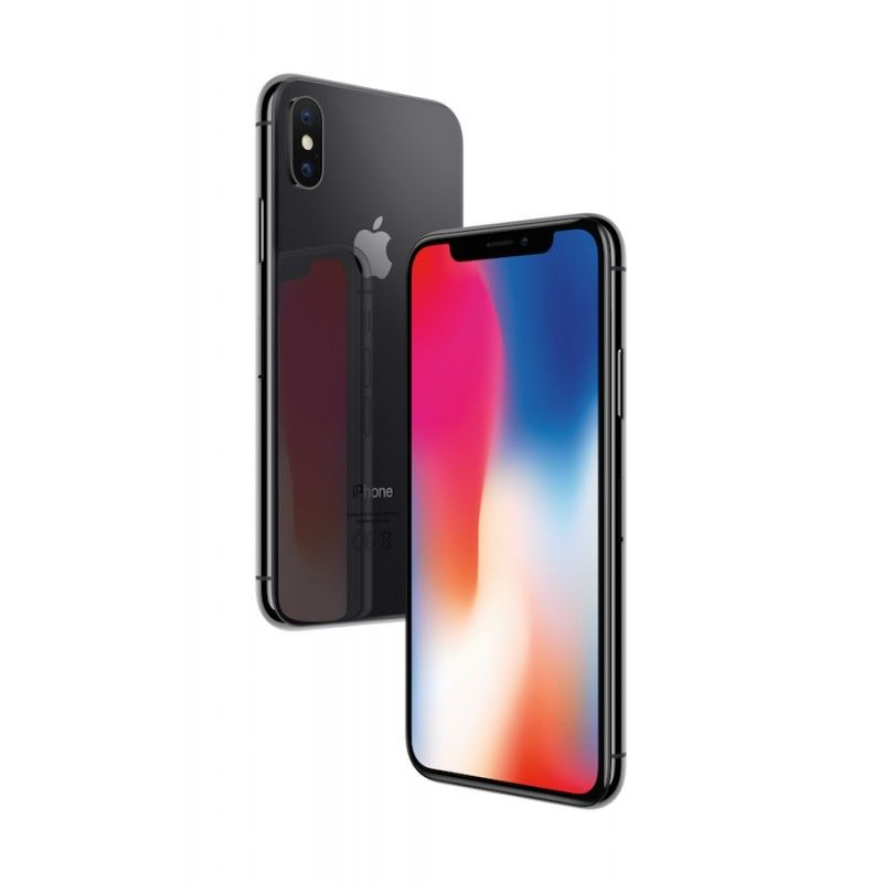 iPhone X 256GB - Cinzento sideral