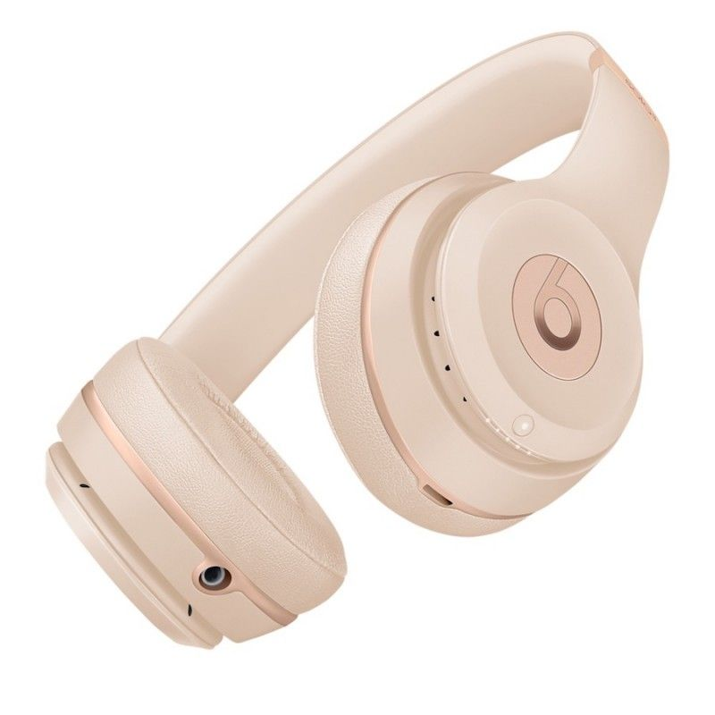 Auscultadores Beats Solo3 Wireless On-Ear - Dourado mate