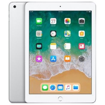 iPad Wi-Fi 128GB - Prateado