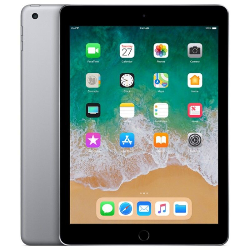 iPad Wi-Fi 32GB - Cinzento Sideral
