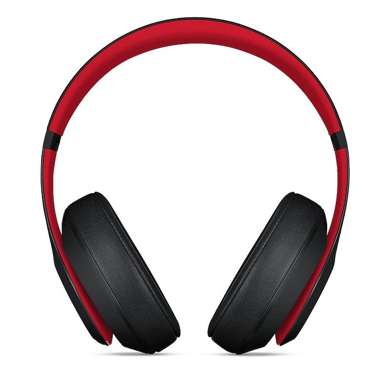 Beats Studio3 Wireless Over-Ear - The Beats Decade Collection - Preto/Vermelho