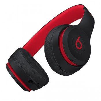 Beats Solo3 Wireless Decade Collection - Preto/Vermelho