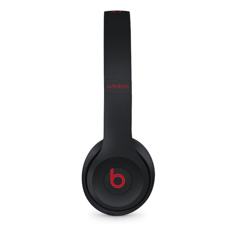 Beats Solo3 Wireless - The Beats Decade Collection - Preto/Vermelho