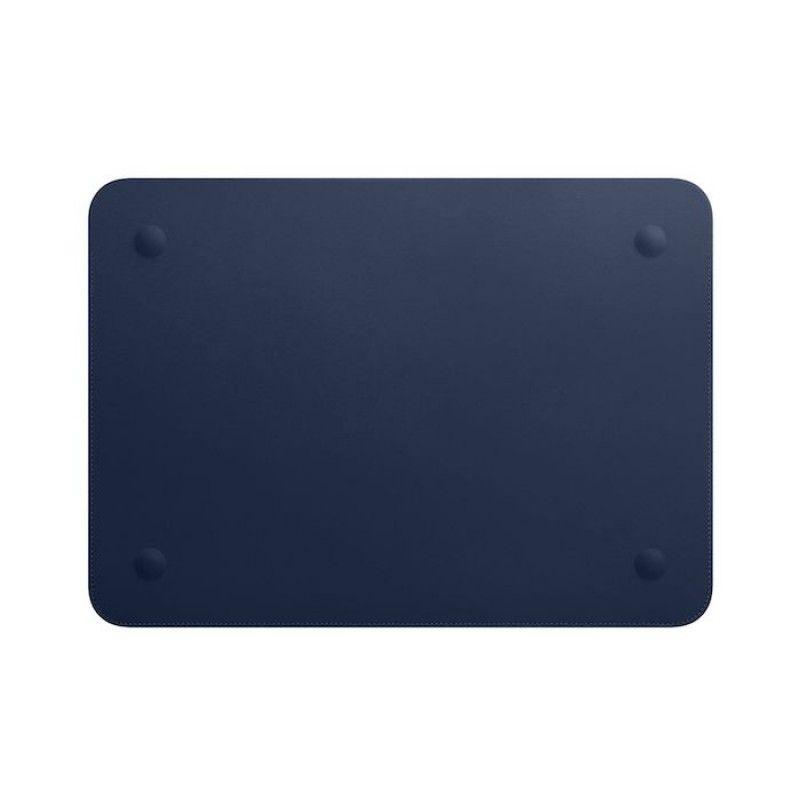 Pasta em pele para MacBook Pro de 13 polegadas - Azul meia-noite