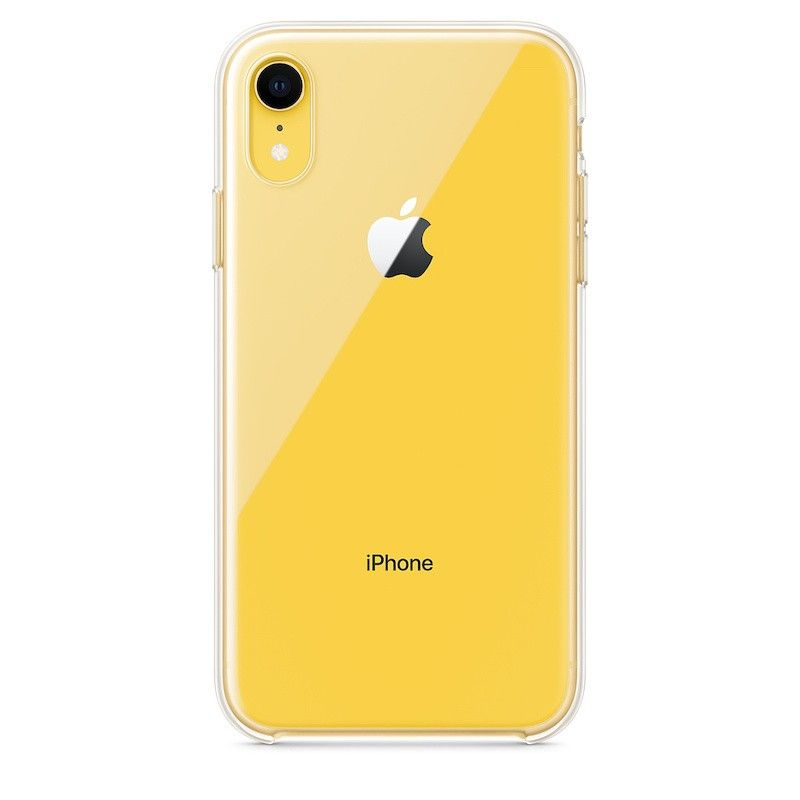 Capa tranparente Apple para iPhone XR