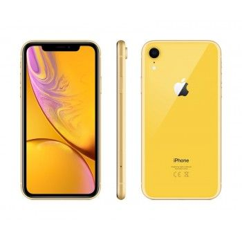 iPhone XR 256GB - Amarelo