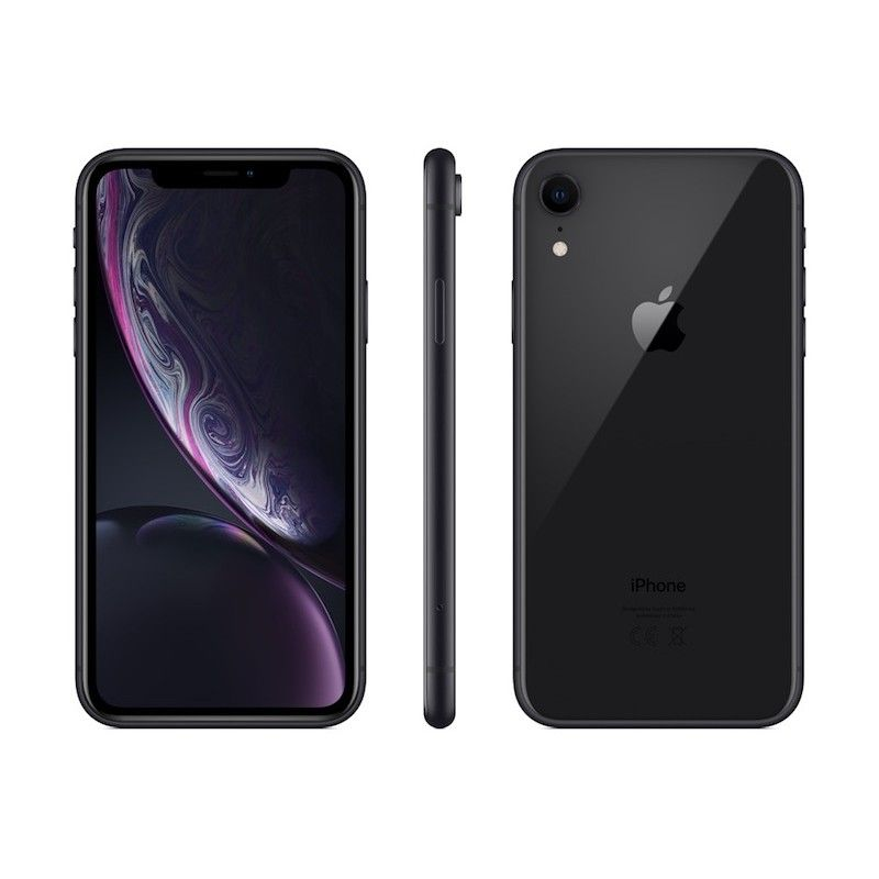iPhone XR 256GB - Preto