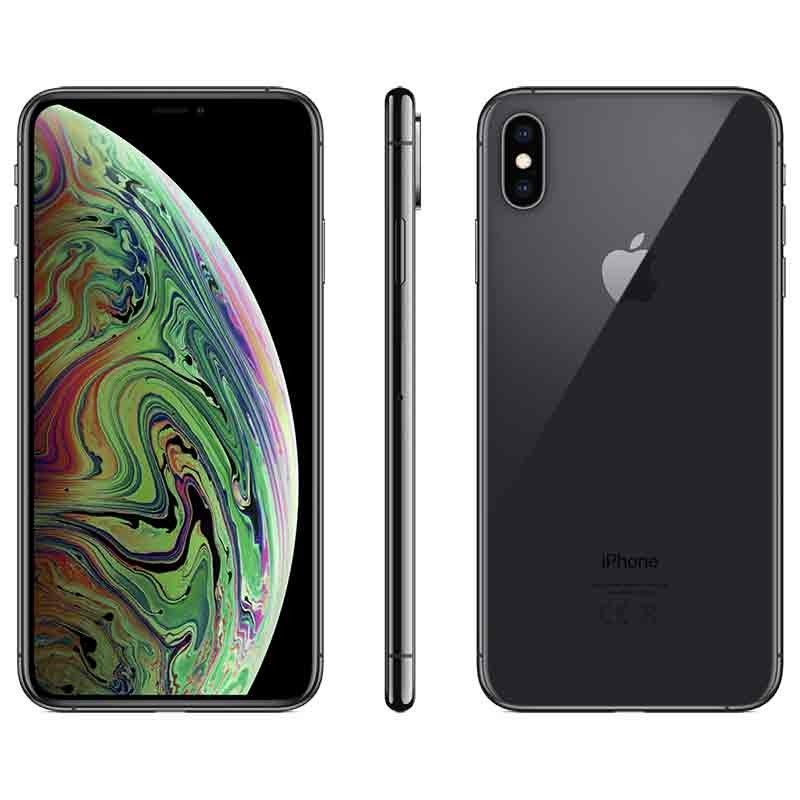 iPhone XS Max 64GB - Cinzento Sideral