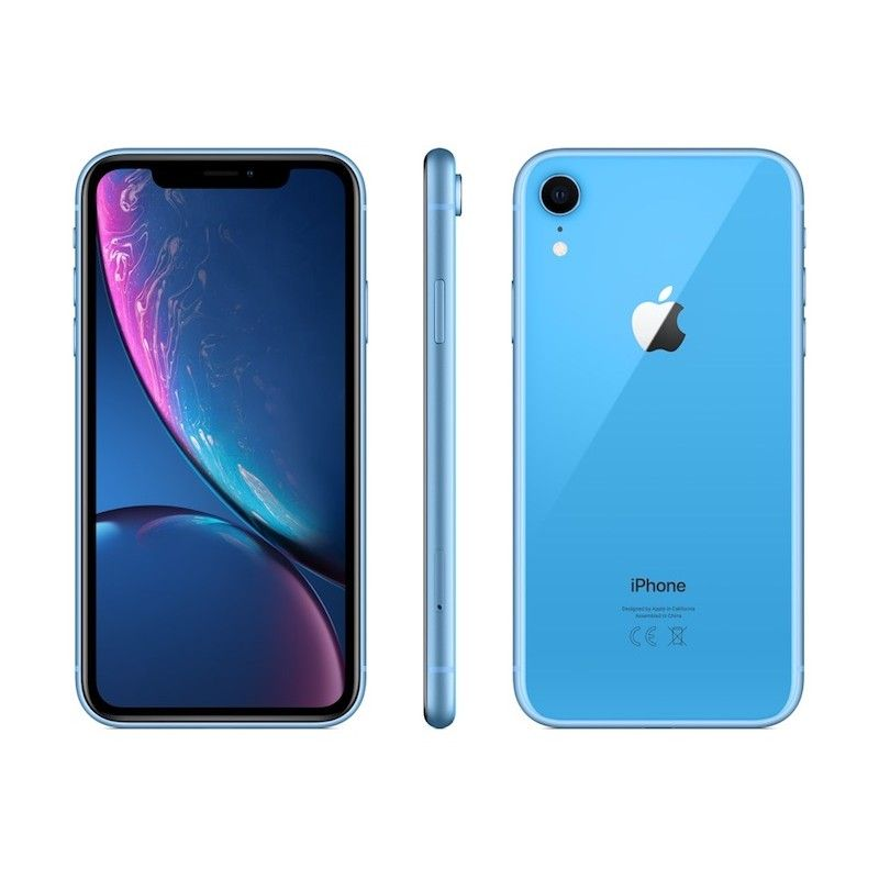 iPhone XR 256GB - Azul