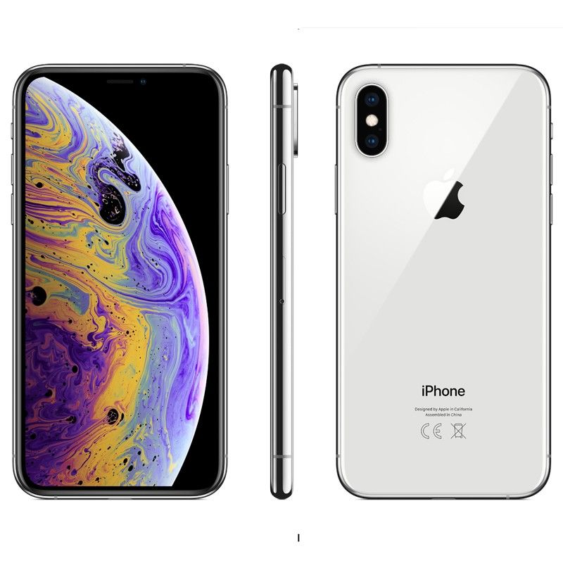 iPhone XS 64GB - Prateado