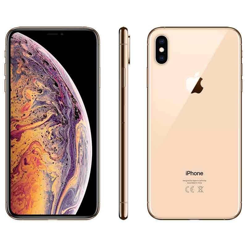 iPhone XS Max 512GB - Dourado