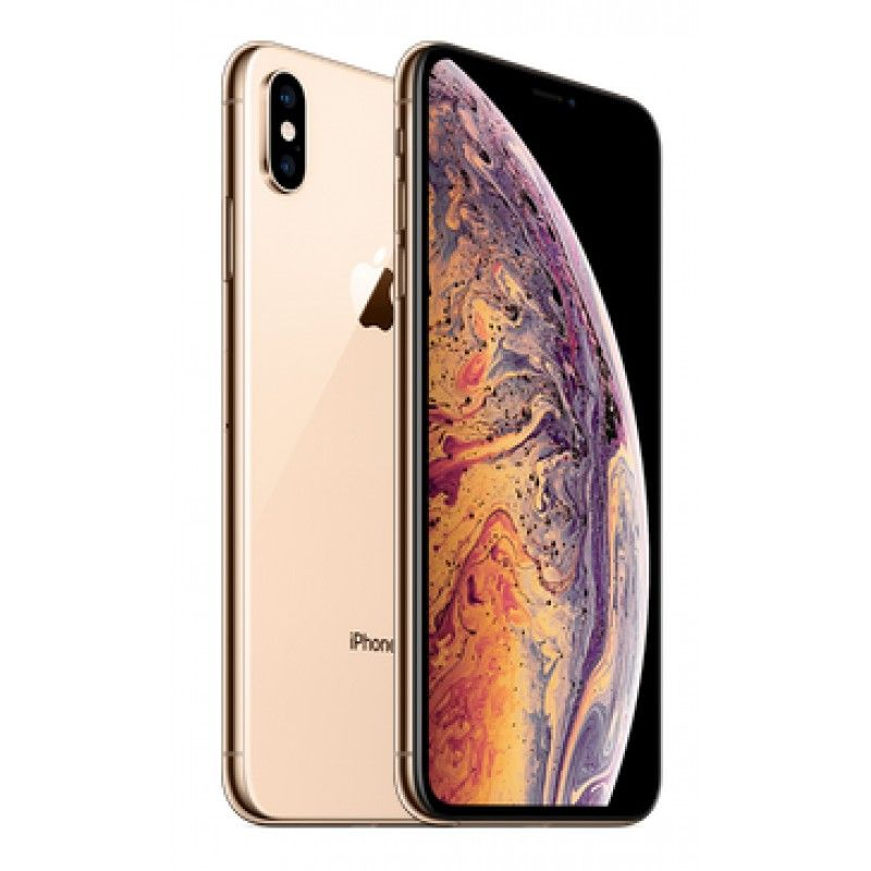 iPhone XS Max 512GB - Dourado