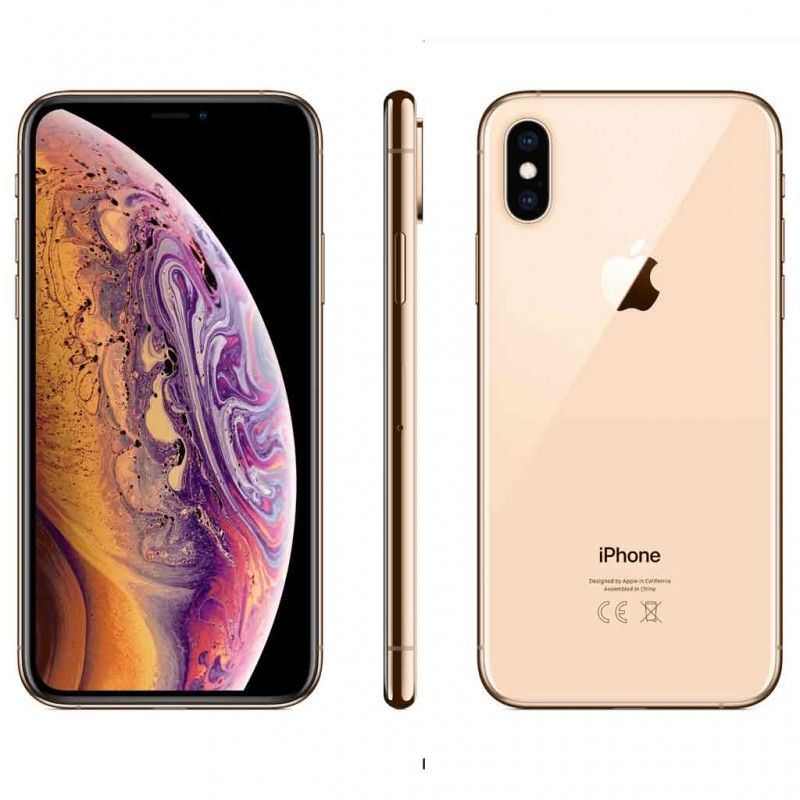 iPhone XS 256GB - Dourado