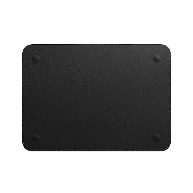 Pasta em pele para MacBook Pro de 12 polegadas - Preto