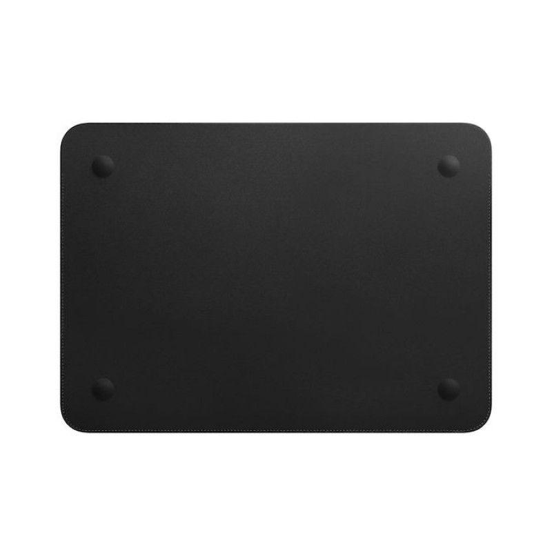 Pasta em pele para MacBook Pro de 13 polegadas - Preto