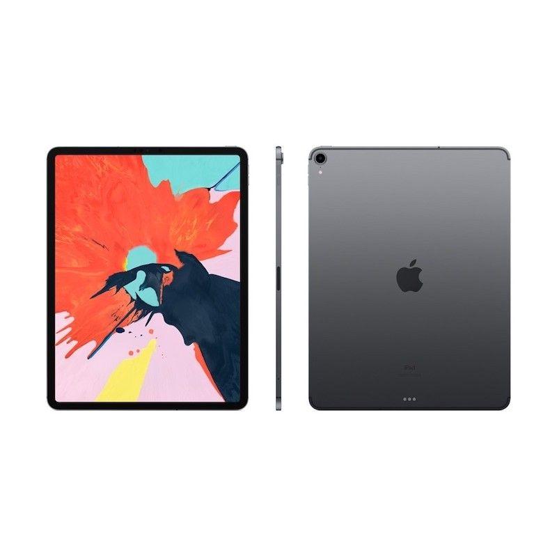 """iPad Pro 12,9"""" Wi-Fi + Cellular 256 GB - Cinzento Sideral"""