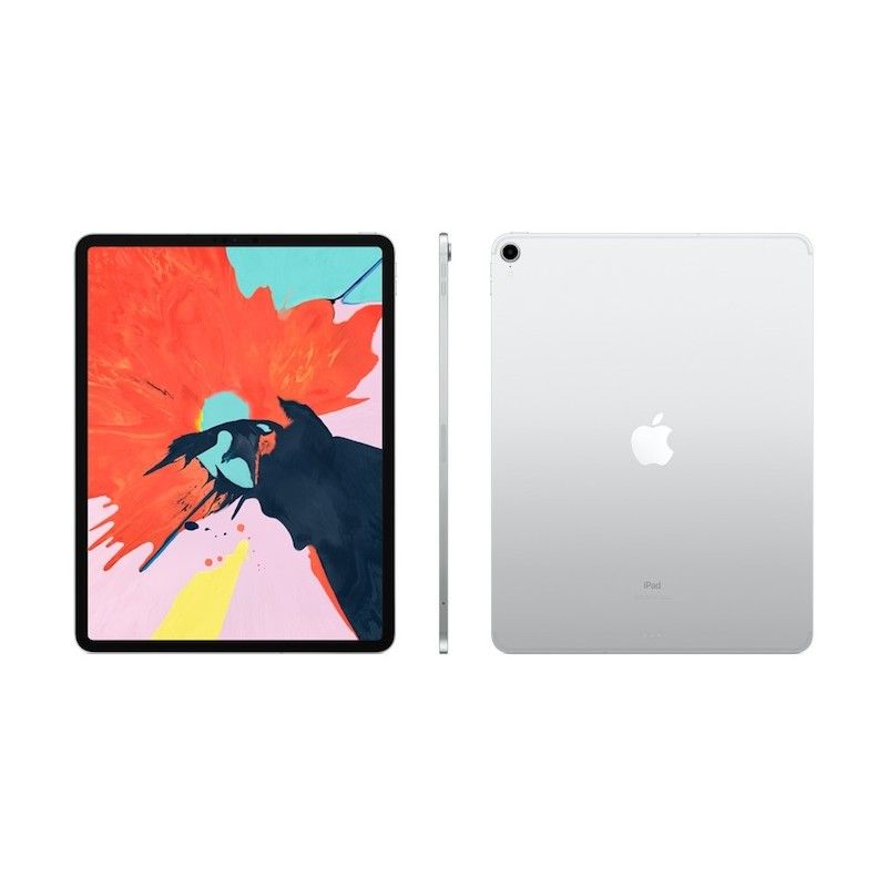 "iPad Pro 12,9"" Wi-Fi + Cellular 256 GB - Prateado"