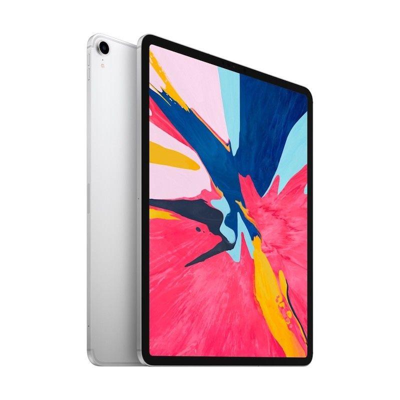 "iPad Pro 12,9"" Wi-Fi + Cellular 512 GB - Prateado"