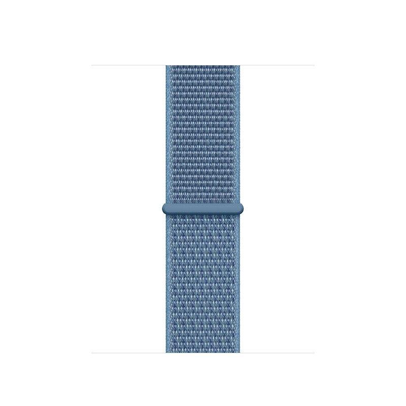 Bracelete Loop desportiva para Apple Watch (40/38 mm) - Azul Cape Cod