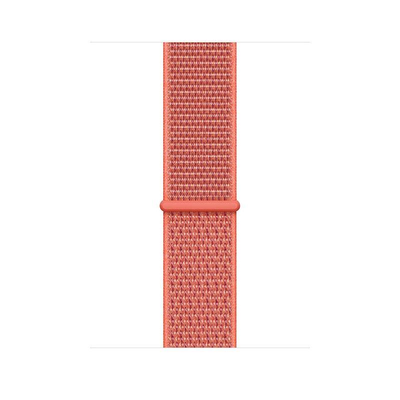 Bracelete desportiva Loop para Apple Watch (44/42 mm) - Nectarina