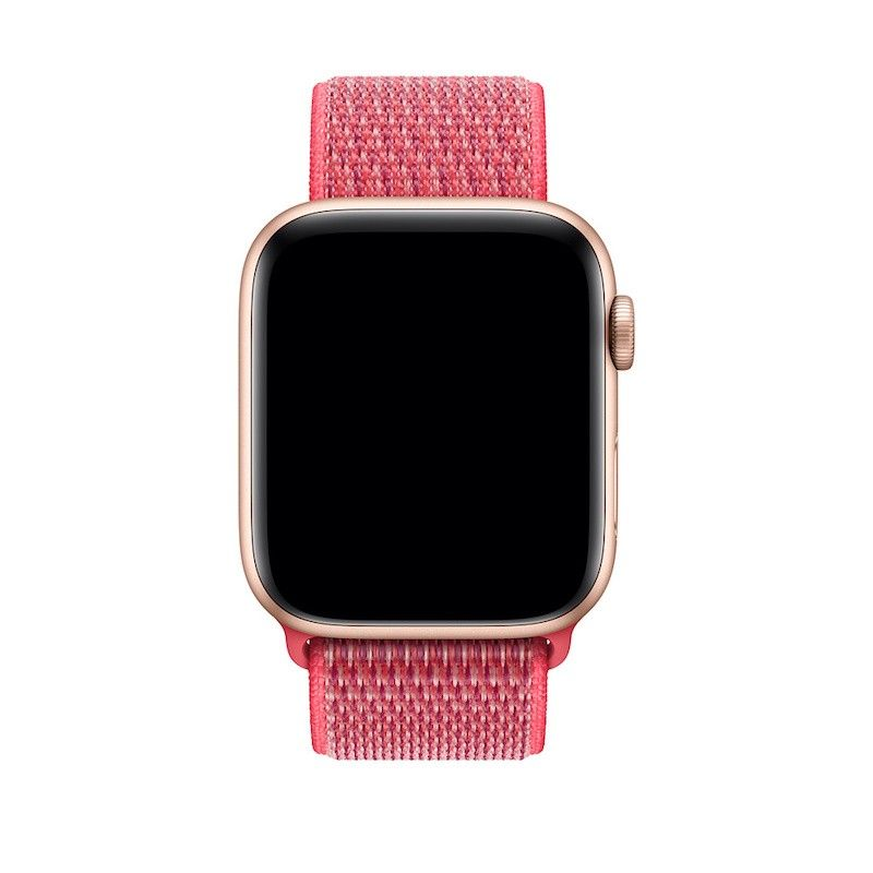 Bracelete desportiva Loop para Apple Watch (44/42 mm) - Hibisco