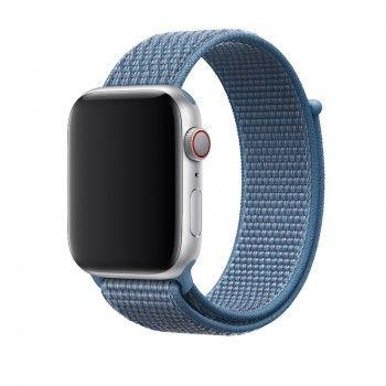 Bracelete desportiva Loop para Apple Watch (44/42 mm) - Azul Cape Cod