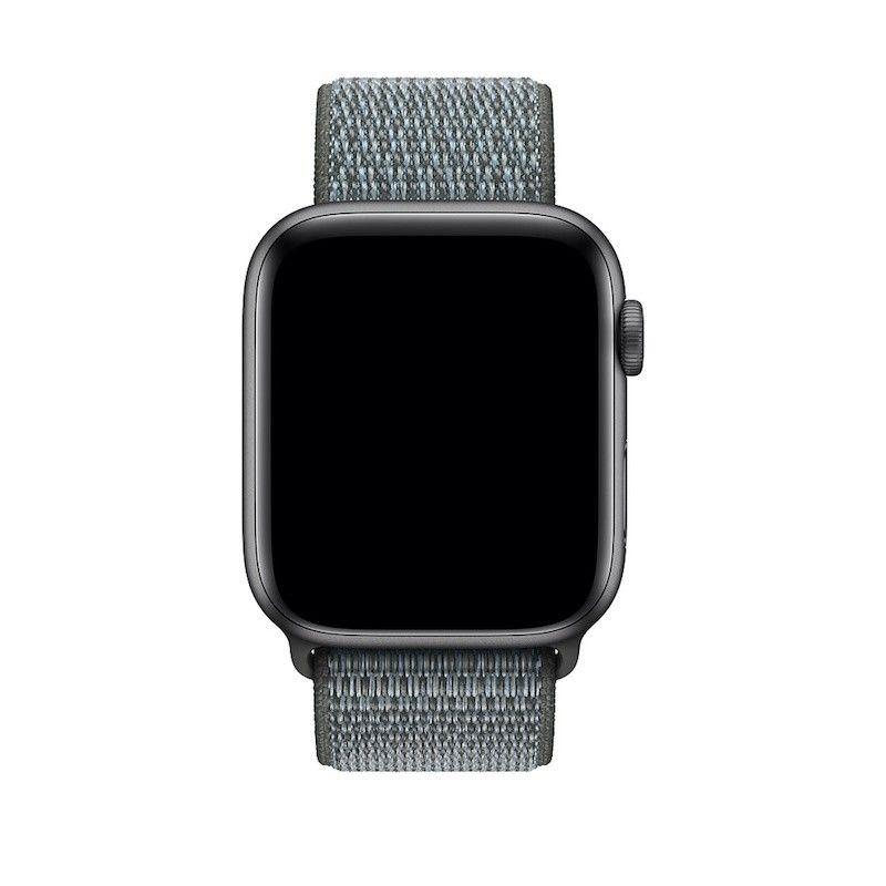 Bracelete desportiva Loop para Apple Watch (44/42 mm) - Cinzento-pedra