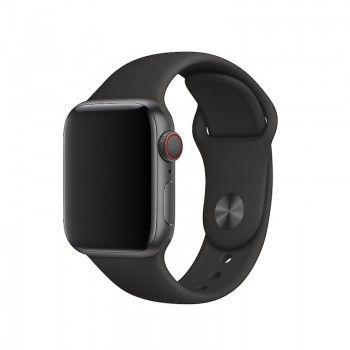Bracelete desportiva para Apple Watch 38 a 41 mm S/M & M/L - Preto