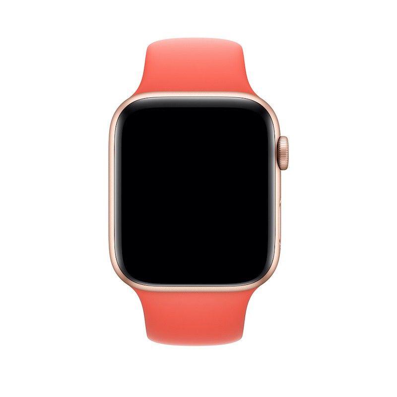 Bracelete desportiva para Apple Watch (44/42 mm) S/M & M/L - Nectarina